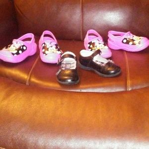 Other - Bundle of little girls shoes